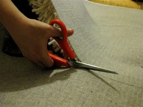 cut a rug feeling sheepish a faux sheepskin rug part 1 house