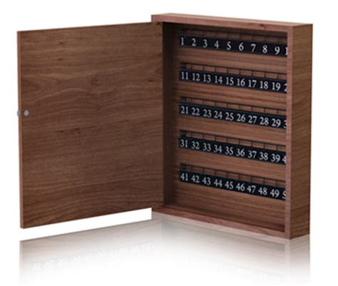 Cabinet Lonch by The Valet Spot Announces Launch Of Wooden Key Boards And