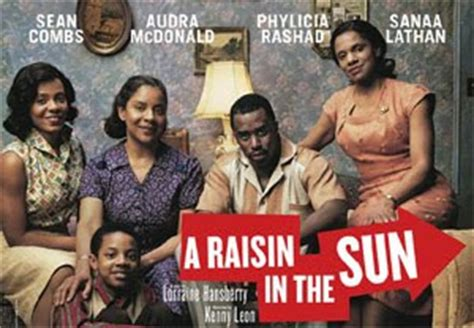 theme of family in a raisin in the sun writing experiment walter lee younger