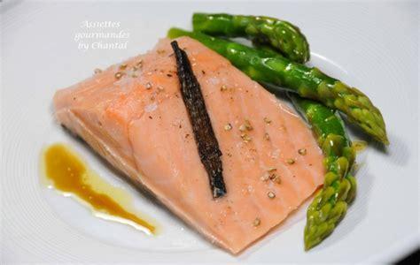 cuisine sous vide basse temp駻ature saumon sous vide basse temp 233 rature vinaigrette au soja et