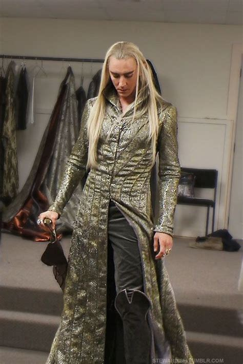 my handle is desolation leepace trying on his thranduil boots in the desolation