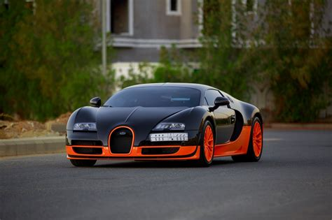Exclusive Bugatti Veyron Sport Record Edition