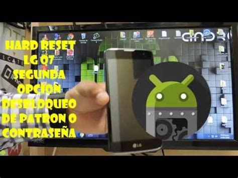 reset android q7 search results for lg q6 lg x220g hard reset desbloqueo de