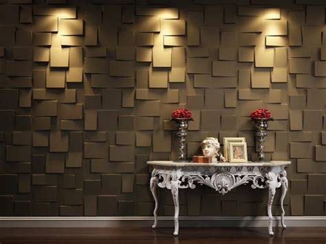 interior wallpaper for home contemporary 3d wallpaper with lighting decoration on wall