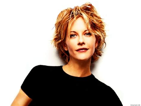 Meg Ryan Short Choppy Hairstyles   New Hairstyles