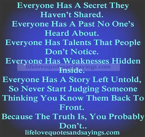 quotes for secret secret quotes and sayings quotesgram