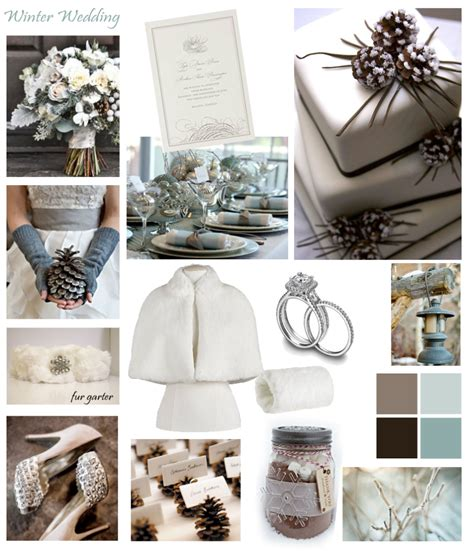 colour themes for winter weddings winter wedding colors inspiration board black hills bride