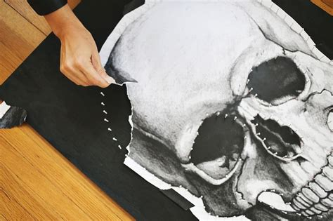 Skull String - picture of diy skull string