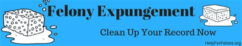Can You Clear A Felony From Your Record Felony Expungement Everything You Need To