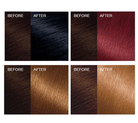 fructis hair color chart garnier 174 nutrisse ultra color nourishing color creme target