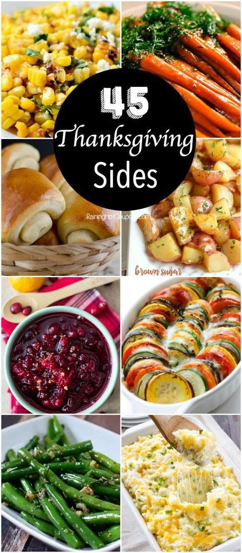 best thanksgiving side dishes best 25 thanksgiving recipes ideas on pinterest thanksgiving food thanksgiving menu and