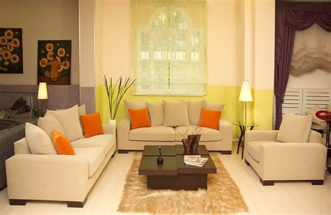 modern living room furniture color ideas