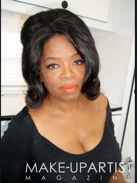 Oprah?s Make up Artist Talks ?The Butler?   Make Up Artist
