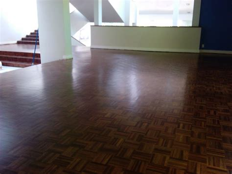 Parquet Floors Stained by Tiptop Flooring Inc In Toronto Homestars