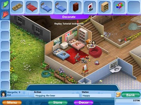 family house games virtual families 2 gt ipad iphone android mac pc game big fish