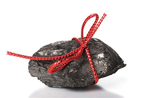 traditional tales why santa gives coal to bad kids your