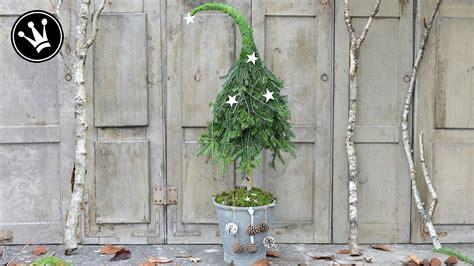 Tannenbaum Basteln Aus Naturmaterialien by Diy Weihnachtsdeko Selber Machen Tannenbaum Mit