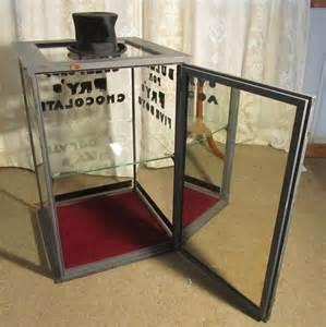 Antique Frys Display Cabinet Fry S Glazed Sweet Shop Display Cabinet Shop Displ
