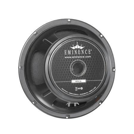 Speaker Eminence 18 eminence american standard kappa12a 12 inch speaker