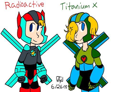 titanium radioactive titanium x and radioactive at by ariannaybarra on deviantart