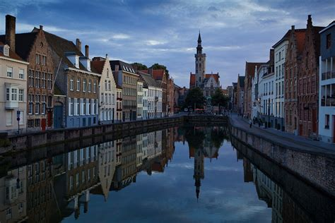 bruges travel lonely planet