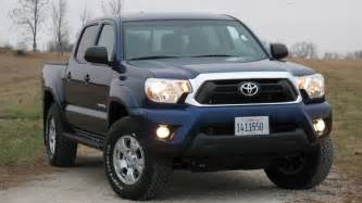 Toyota Truck 2015 Toyota Tacoma Functional Refined
