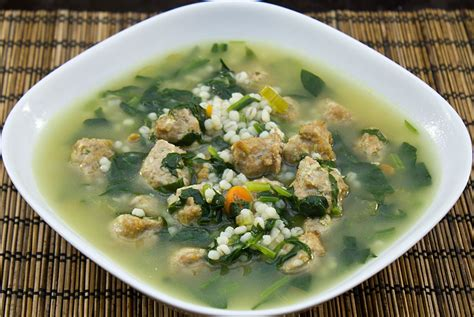 italian soup light italian wedding soup recipe dishmaps