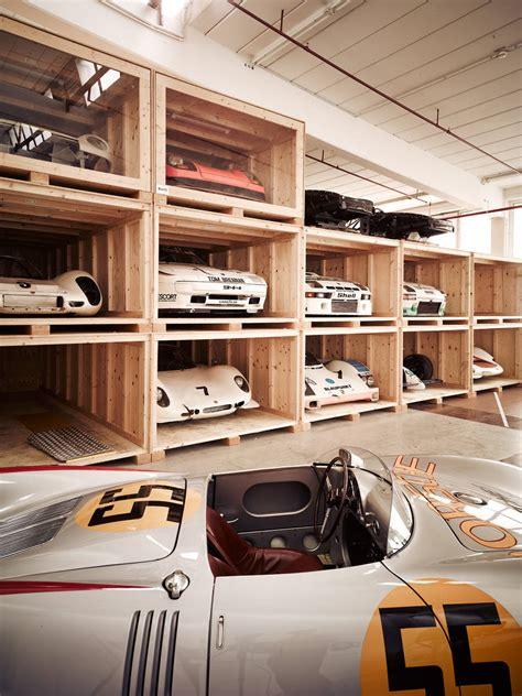 Porsche Museum Stuttgart Parken by Stuttgart Porsche Museum Storage Fubiz Media