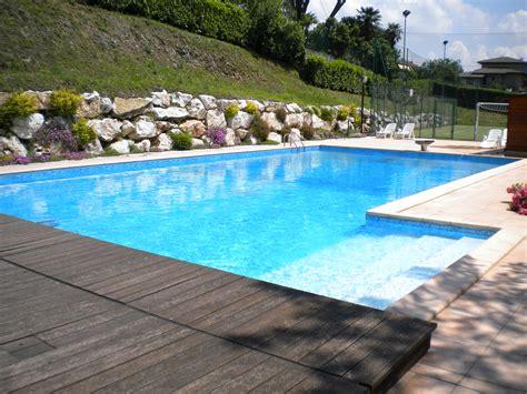 piscina in piscine interrate monate piscine
