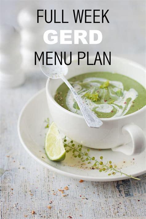 Gerd Detox Diet by 1000 Ideas About 7 Day Diet Plan On Detox