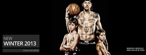 mike miller tattoos birdman and mike miller are the nba models