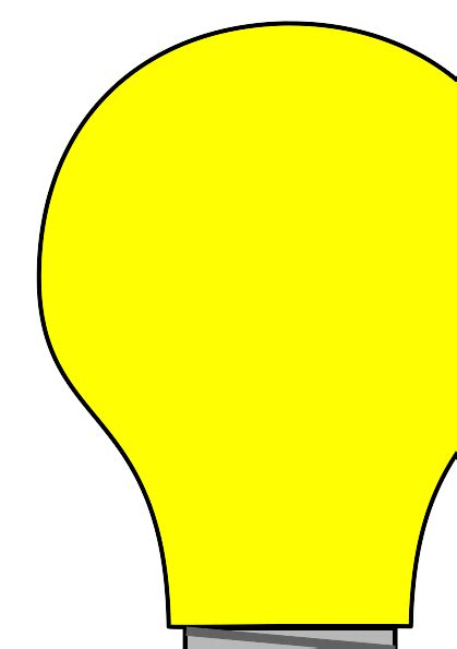 Light Bulb Animation Clipart Best Animated Lights Clipart