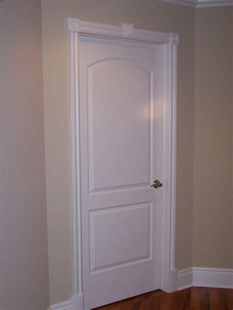 Decorative Door Molding Ideas - decorative door trim for the home door