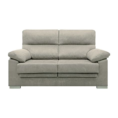 reclinable sofas sof 225 2 plazas reclinable y extraible muebles boom