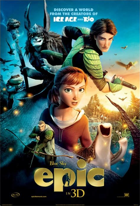 film epic quel age new trailer for fox s cgi animated epic from the