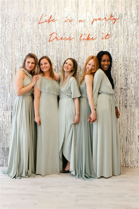 Bridesmaid Dress Styles For Larger - best 25 different bridesmaid dresses ideas on