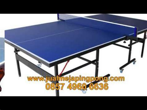 Meja Tenis Meja Kettler 0857 4960 6636 jual bet tenis meja harga meja