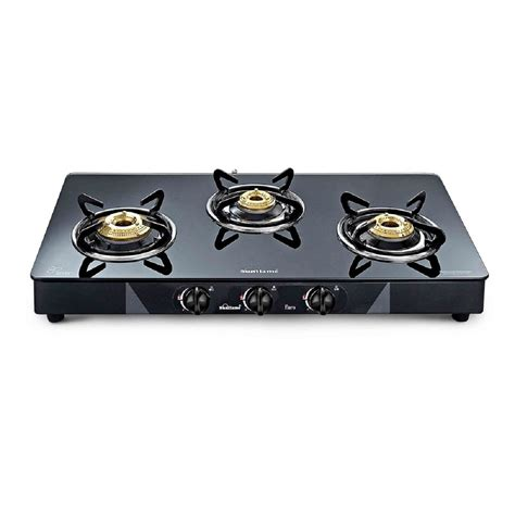 3 Burner Glass Cooktop buy sunflame 3 burner glass cooktop at best price in india on naaptol
