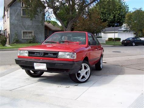 1991 volkswagen fox flash148 1991 volkswagen fox specs photos modification