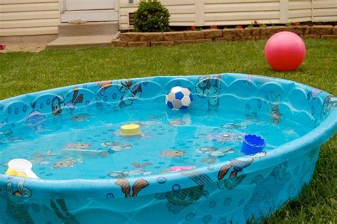 best backyard pools for kids plastic garden pool for kids with animal sea paint