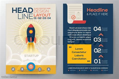 How To Design A Company Brochure by 25 Creative Brochure Designs And Design Ideas For Your