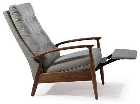 Modern Style Recliner by Viceroy Recliner By Milo Baughman From Thayer Coggin