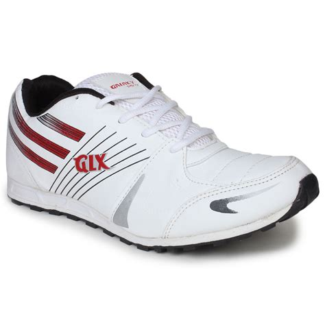 columbus sports shoes buy columbus pu sports shoes white pink at best
