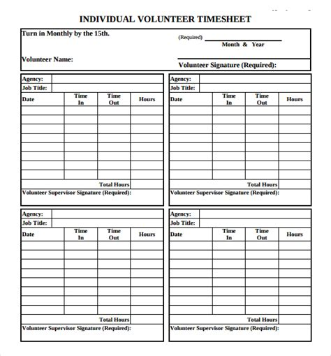 Sheet Templates Sle Volunteer Timesheet Search Results For Quot Blank Volunteer Hours Log Sheet Free Volunteer Database Template