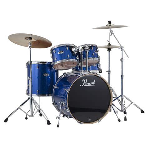 Drum Set pearl exx export 5 drum set with hardware 20 quot bass 14 quot snare 10 12 14 quot toms exx705