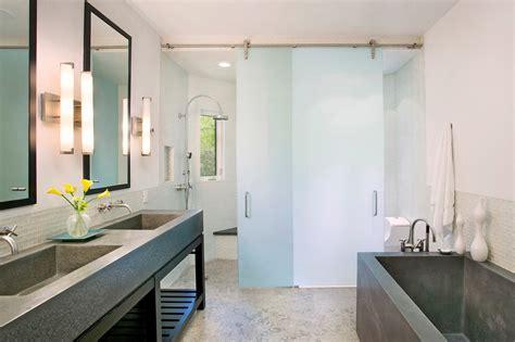 elegant privacy  bendheim satintech shower doors jlc