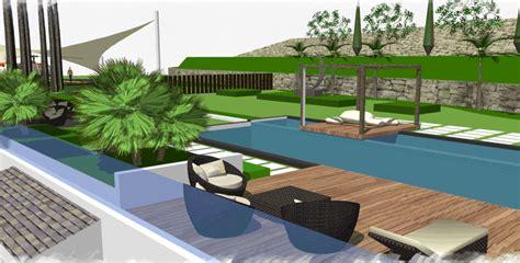 Décoration Jardin Moderne by Bassin Jardin Moderne Avignon Maison Design Trivid Us