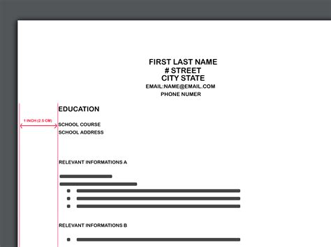 Resume 5 Years Out Of College by Resume In College