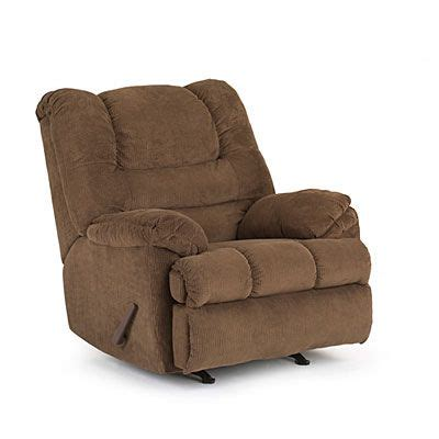 Recliner Chairs Big Lots by Recliners Mocha And Rockers On