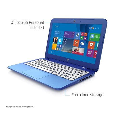 Laptop With Microsoft Office by Buy Hp 11 Laptop Includes Office 365 Personal For